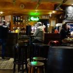 bar le Kenland à Rennes, lieu de rendez-vous des motards du dimanche