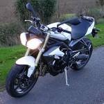triumph moto street triple 675 2013 à Rennes