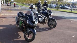 sortie moto rennes novembre 2013