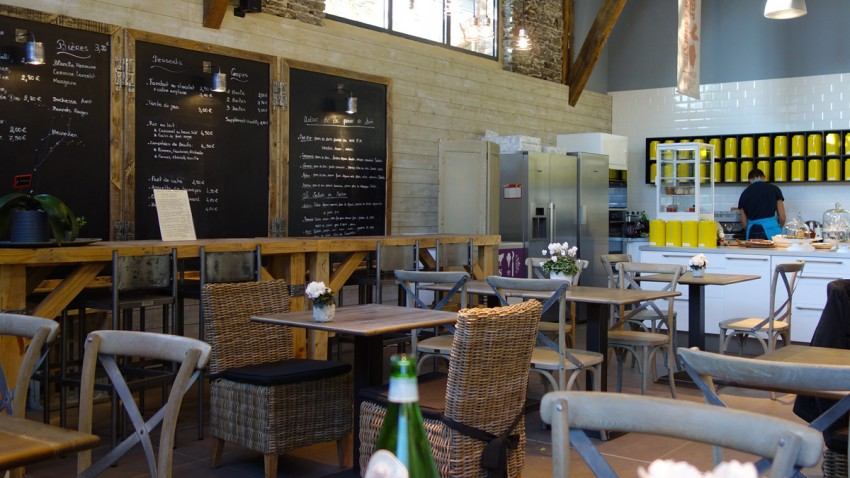 Hangar : restaurant cosy à Ploërmel