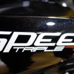 Speed Triple R chez Triumph 35 à Rennes