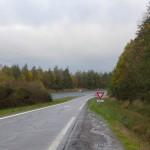 Voie rapide Rennes et Vannes