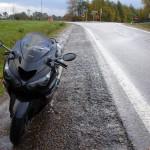 sortie moto novembre 2013 à Rennes