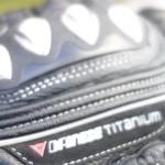 Dainese Titanium : gant hiver goretex