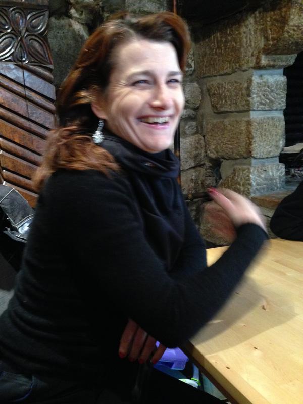 Magda et sa bonne humeur, je suis fan comme tu es fan de mon blog ;)