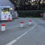 route entièrement sèche, permet de rouler en mode F et en KTRC niveau 1