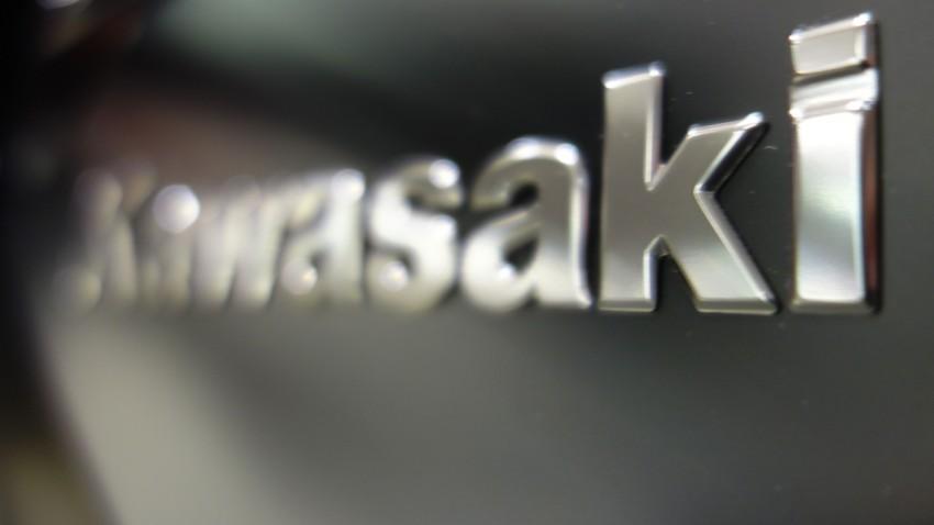 logo kawasaki 2014 Z1000