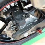 roue arrière du Z800 2013