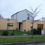 Maison de David Jazt à Dinard