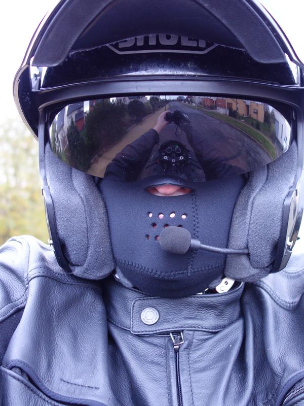 Shoei Neotec et Windstopper Held et la buée sur les lunettes