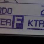 Power F et KTRC 3 sur le ZZR, décembre 2013