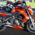 Kawasaki ER6 Moto Shop 35 à Rennes de David