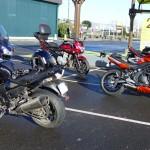 balade moto entre motard Rennais (Bretagne)