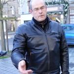 Hubert, motard Rennais des balades moto de David
