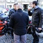motard Rennais à Combourg : sortie moto par Jazt.com, le site moto de David