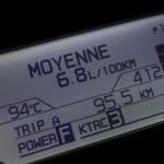 100km pour une balade moto père noël de Rennes