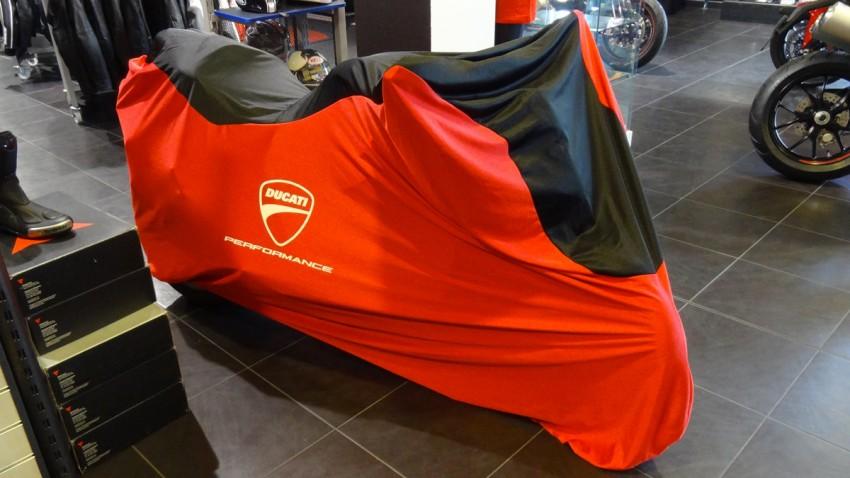 Ducati Rennes : moto leconte Honda