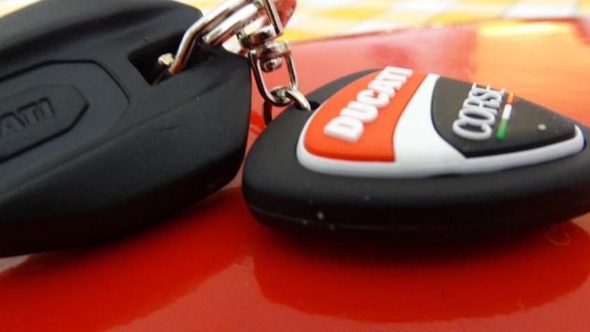 ré-ouverture de Ducati à Rennes pour 2014