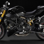 Ducati Streetfighter 1098 S 2011 noir cadre noir