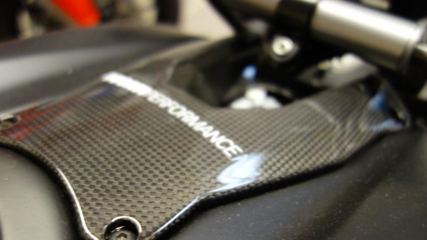 tour de clé carbone Ducati Performance Streetfighter