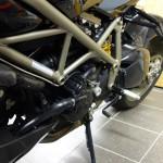 pièces Ducati Performance sur le Streetfighter 1098 S