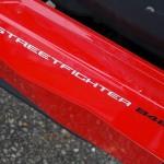 Ducati 848 à Laval