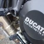 moteur du Streetfighter 848