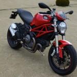 Ducati Monstro 1100 Evo