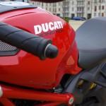 Ducati 1100 Evo monster à Laval près de Rennes