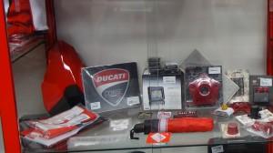 accessoire pour moto Ducati