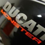 Ducati Monster : Roadster Italien