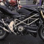 Streetifghter noire mat 1098 S à City Bike de Laval