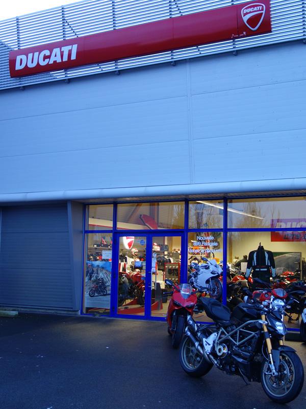garage ducati à Laval : City Bike