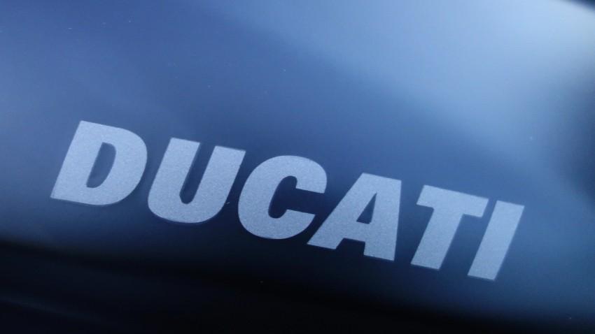 Ducati, marque de moto Italienne