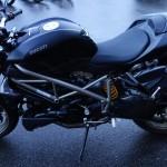 Ducati cadre bronze jante bronze