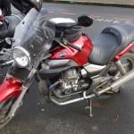 Moto Guzzi Breva 750 à Rennes - moto passion 35