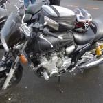 Planète Yamaha Rennes, moto de Gilles le motard Rennais