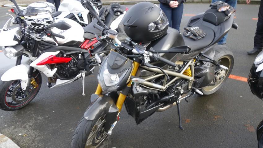 Ducati Streetfighter 1098 S à Rennes - Ducati Store Rennes