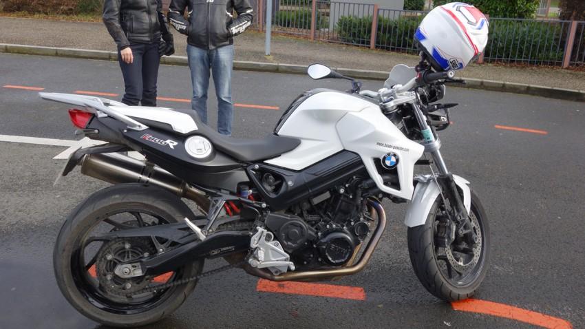 F 800 R - BMW Rennes Boxer Passion de Magdalena