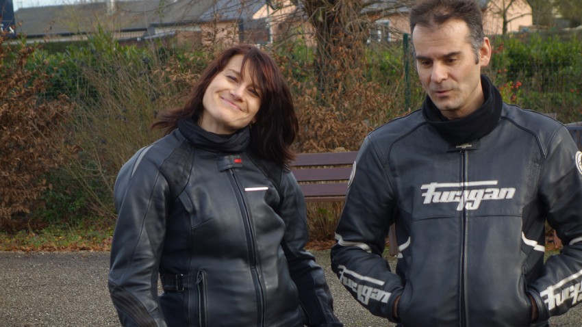 Motards Rennais : passion du 2 roues Motard Normand