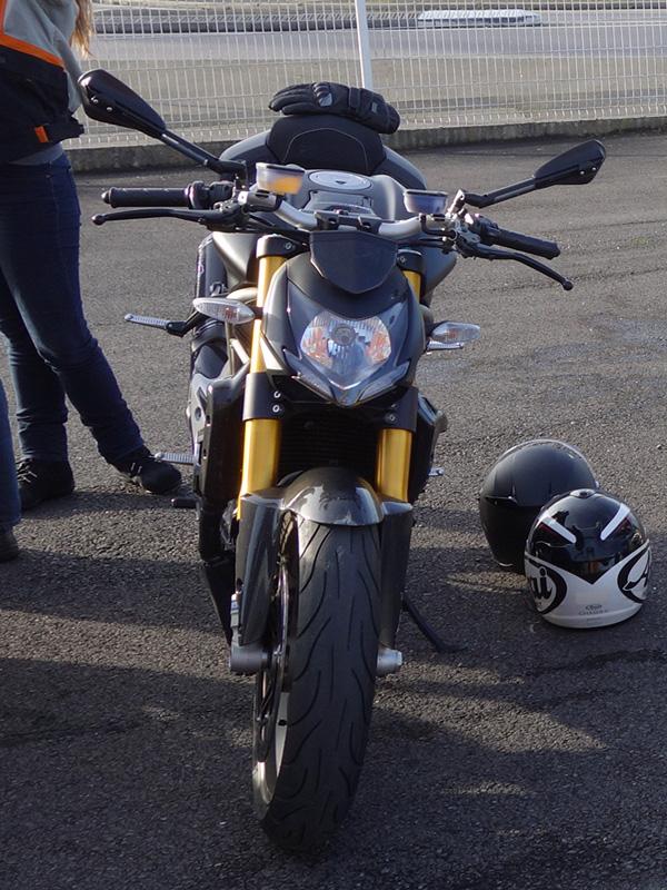 Nouvelle moto de David Jazt