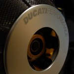 embrayage à sec Ducati Performance