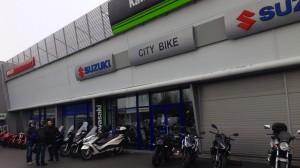 Ducati moto à Laval : City Bike