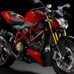 Ducati Streetfighter 1098 S rouge cadre rouge 2012