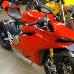 Panigale S : la superbike ultime chez Ducati