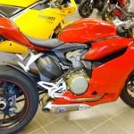 Ducati 1199S : superbe !