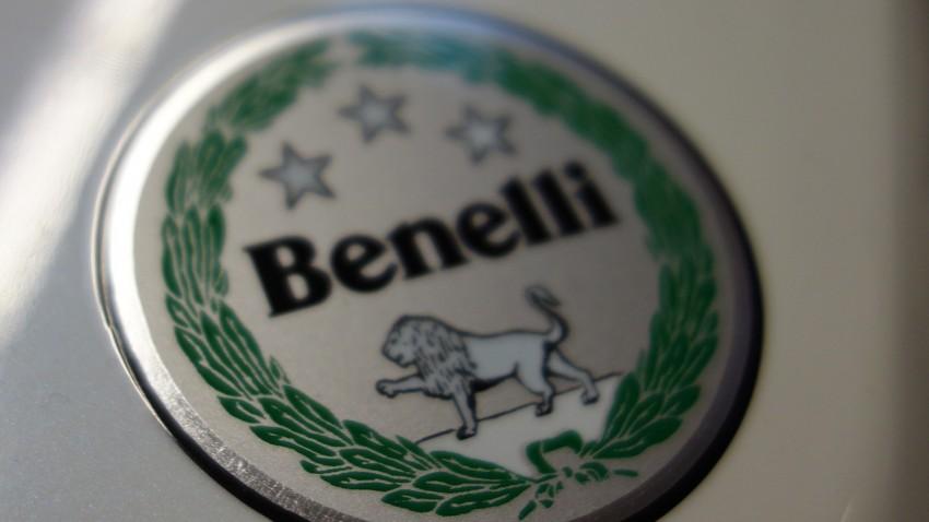 Benelli : moto Italienne