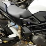 cadre moto du 899 S Benelli