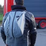 sac à casque moto fabriqué par Be-Addict