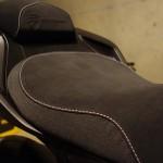 selle pilote et passager Ducati Performance, accessoire haut de gamme